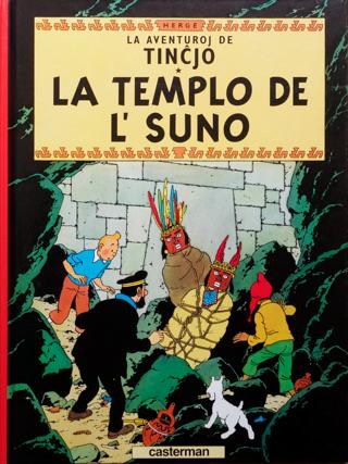 la templo de l'suno